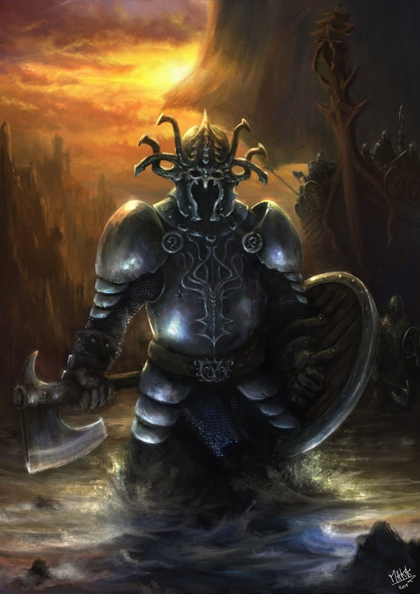 Greyjoy Helmet 3 by SavagePunkStudio on DeviantArt |Victarion Greyjoy Helm