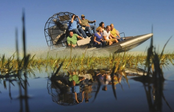 What S The Best Everglades Airboat Ride Close To Miami Quora