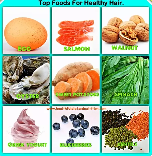 Best Food To Eat To Thicken Hair