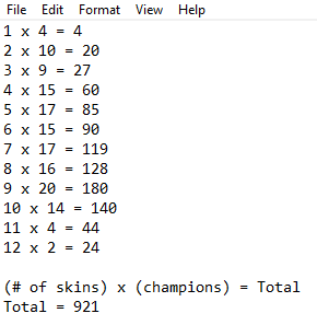 How many skins are there in League of Legends? - Quora