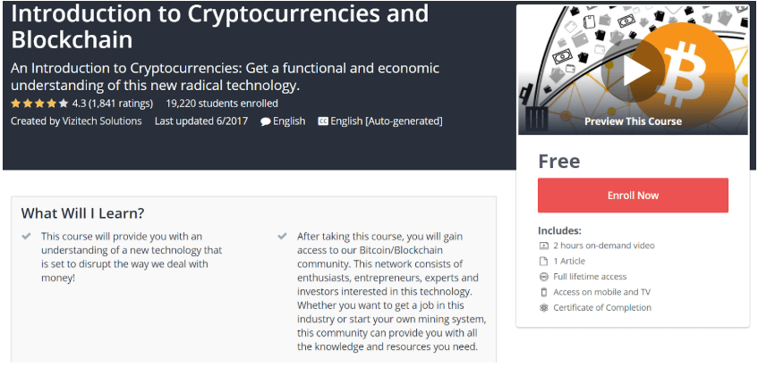 cryptocurrency classes near me