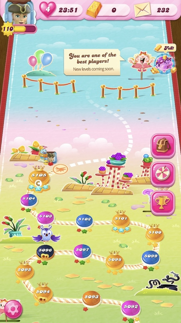 What Is The Highest Level On Candy Crush Saga Quora