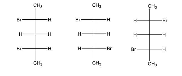 R 2 Chlorobutane Fischer Projection 2,4 dibromopentane fis...