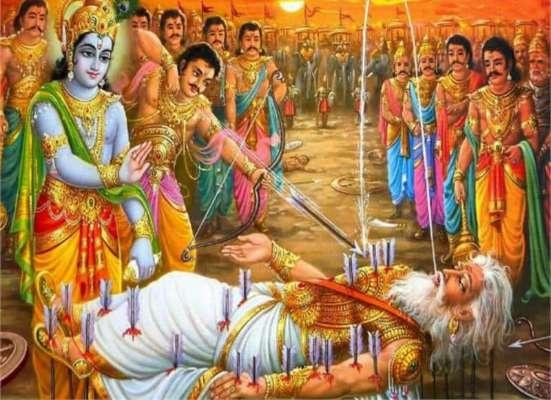 Who Is Bhishma In Mahabharata Quora