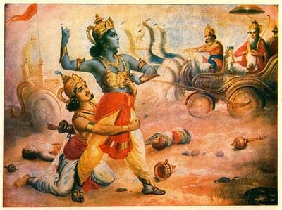 7d8a99b90 It was on the battlefield of Kurukshetra that Sri Krishna gave the immortal  dialogue of the Bhagavad Gita, which was an exposition of Sri Krishna's  yoga and ...