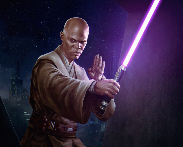 Do You Think That Mace Windu Genuinely Defeated Palpatine In Rots Quora