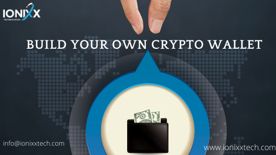 how to create my own cryptocurrency wallet