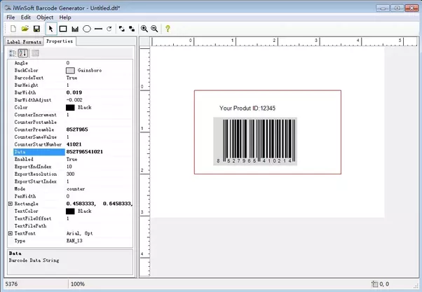 Image Led Scan Barcodes With An Android Phone Using Barcode Scanner 14