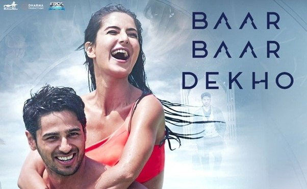 Baar Baar Dekho movie full free download