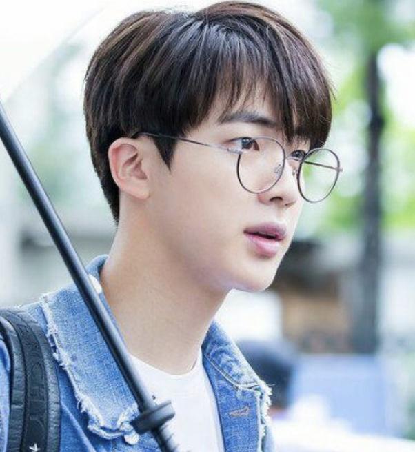 Bts Jungkook Glasses Wallpaper: Which BTS Members Wear Prescription Glasses?