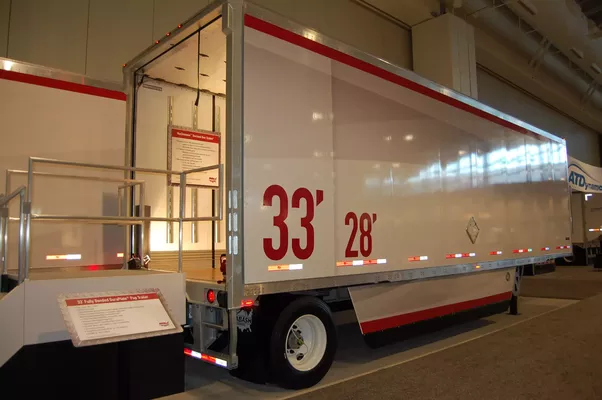 How did 53 become the standard length for semi trailers quora 285 foot trailers are popular with fedex ups and other delivery companies publicscrutiny Gallery