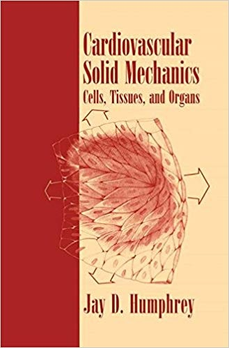 Where can I get a free PDF copy of 'Cardiovascular Solid Mechanics