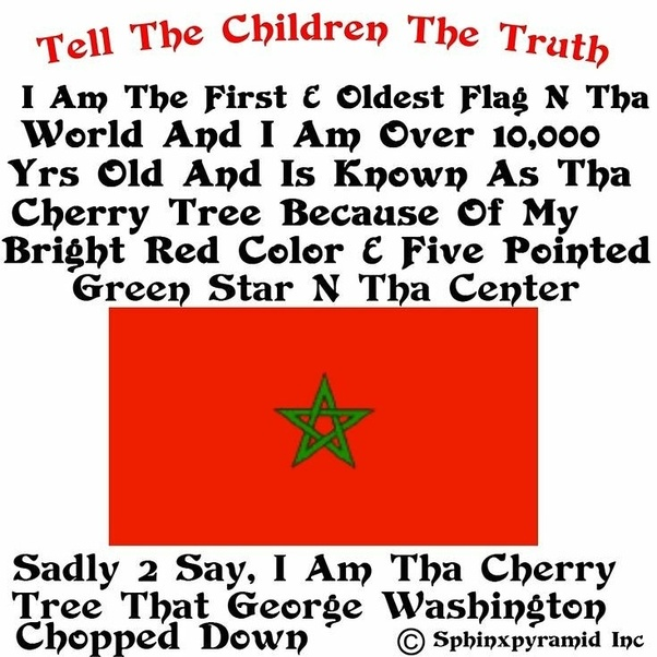 Why was Morocco the first nation to recognize America's