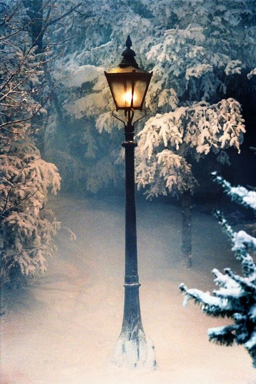 What Does The Lamp Post In The Chronicles Of Narnia Symbolize Quora