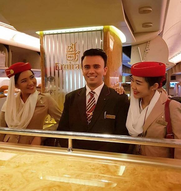 attendants Gay flight