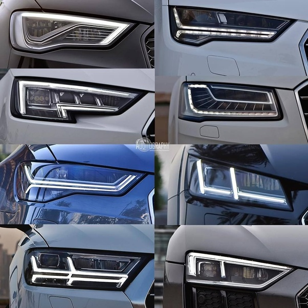 What Are Signature Lights On Cars Quora