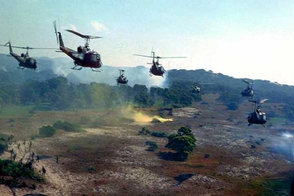 How many helicopters were lost during the Vietnam war? - Quora