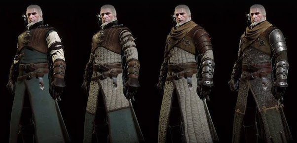 In The Witcher 3 Which Set Of Witcher Gear Did You Prefer Why Quora