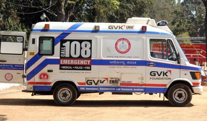 numero telephone ambulance