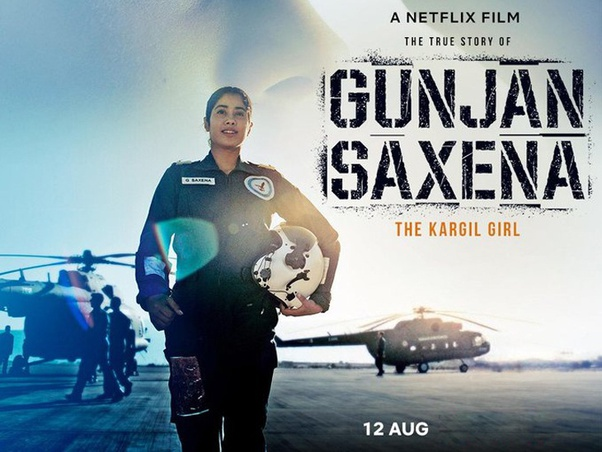 What Is Your Review Of Gunjan Saxena 2020 Movie Quora