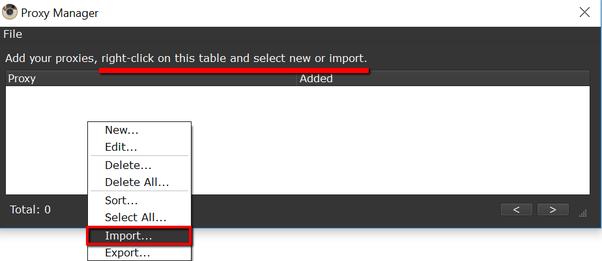 How to set up a proxy on FollowLiker - Quora