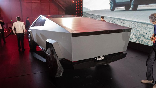 Does the Tesla Cybertruck look like the future? - Quora