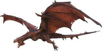 how would you design a realistic dragon capable of flying and