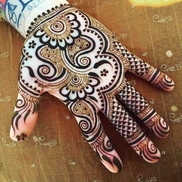 How To Learn To Apply Beautiful Mehndi Quora