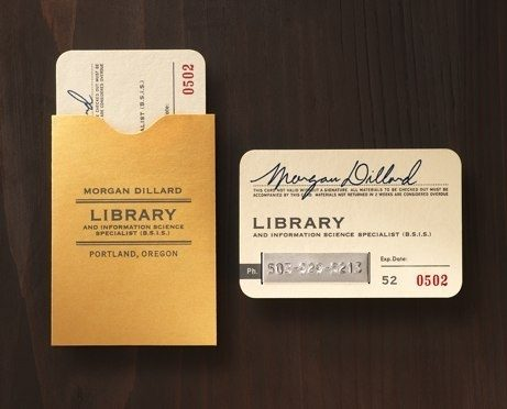 What are the best business cards quora business cards styled on old fashioned library cards for anybody in writing books or publishing colourmoves