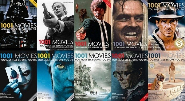 i like the 1000 before you die series if you are into music i recommend the 1001 albums you must hear before you die taschen a book publisher from - Must See Movies