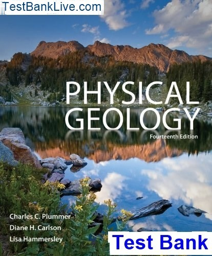 How to download Physical Geology, 14th Edition by Plummer