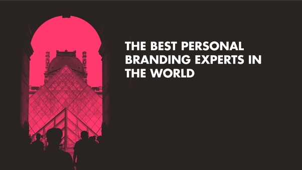 How to become a personal branding consultant - Quora