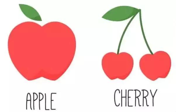 what s the story behind apple s half eaten apple fruit logo quora