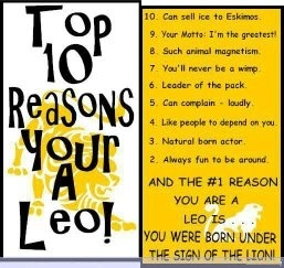 Which zodiac signs are compatible with leo