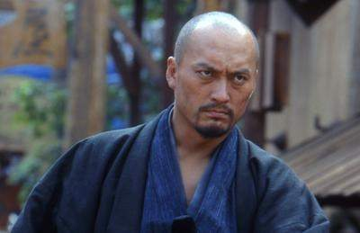 I Thought Hiroyuki Sanada Ujio Is A Bad Ass With Sword Very Samurai Ish If You Ever Meet This Guy On The Street And Hes Looking At Like