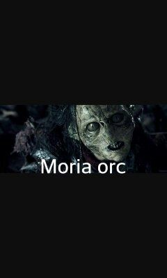 why do orcs in �the hobbit� look different than in �the