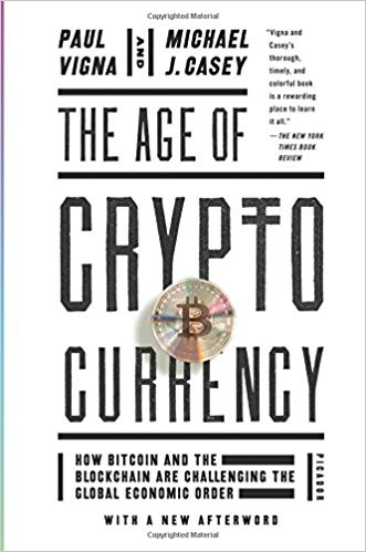 cryptocurrency the future of money michael j casey