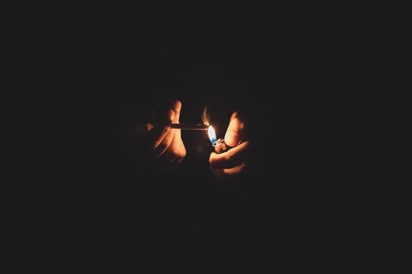 Can smoking tobacco get you high? - Quora
