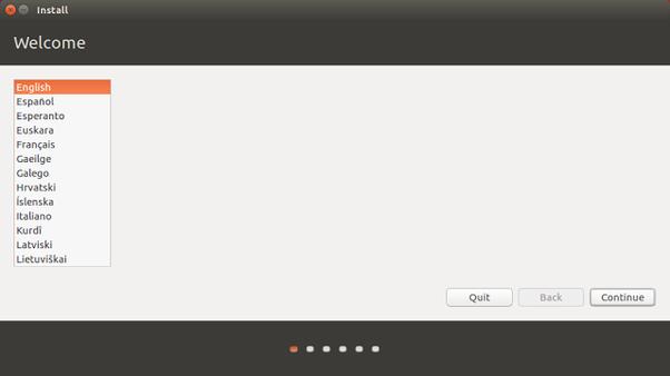 how to install ubuntu alongside my windows 10 laptop