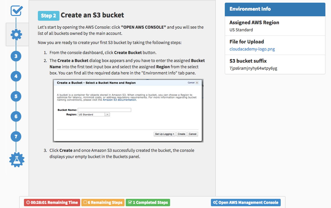 What is an AWS S3 bucket? - Quora