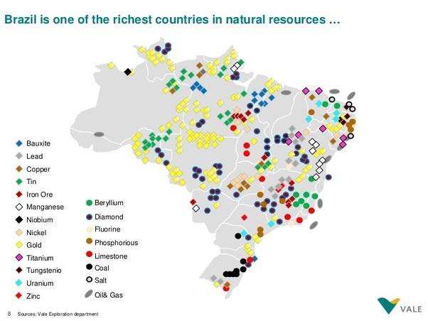 How Is Brazil Seen By The People Of Your Country Quora - Natural resources of brazil