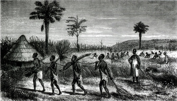 What is the definition of a slavery system? - Quora