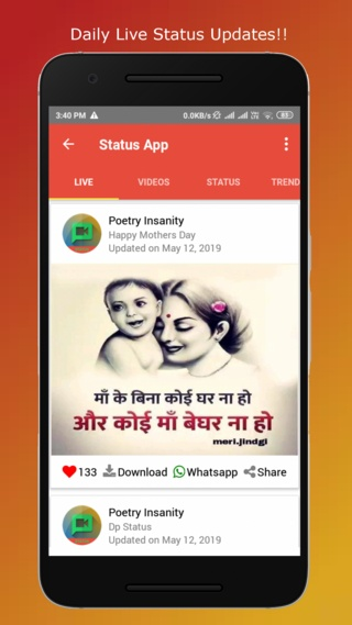 Which Is The Best Android App For Latest Whatsapp Status Quora
