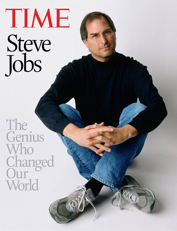 hot sale online cce44 d7a5b What type of sneakers did Steve Jobs wear? - Quora