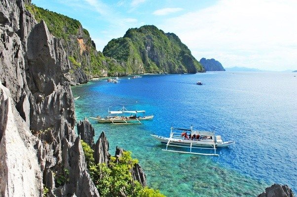 With This Breathtaking View Its Clear That Your Honeymoon Will Definitely Be Unforgettable If You Want To See More On The Places Go In Philippines