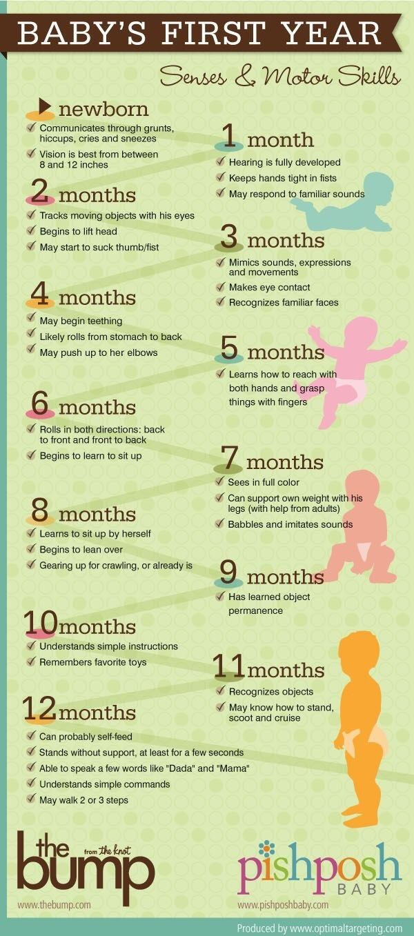 What are the milestones of a 3 month old baby quora below chart illustrates the stages of development same can be found either online or from your childs pediatrician geenschuldenfo Gallery