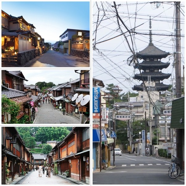 In Japan, why are all electric wires installed above the streets ...