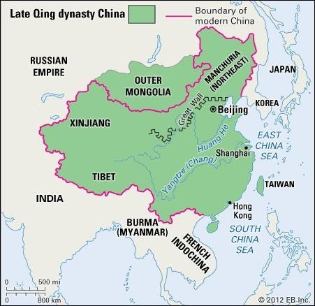 Was there any hostility between china and korea before wwii quora after series of war in early 20th century japan annexed present day korea and manchuria under proxy government manchukuo gumiabroncs Gallery