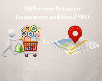 local e commerce What is the difference between an eCommerce SEO and a local SEO? - Quora
