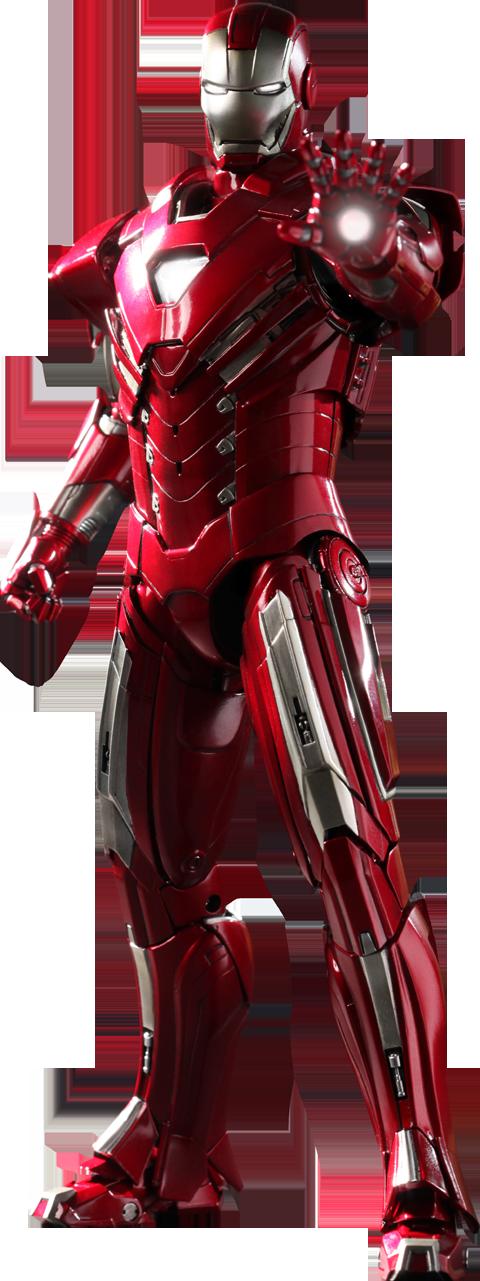 Iron Man Mark Vi 6 Thigh